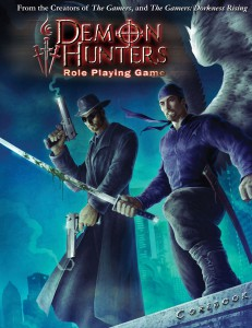 Demon Hunters RPG (Cortex System)