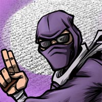 The Purple Ninja
